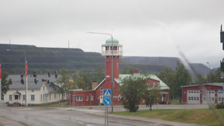 Bild: Kiruna in Schweden