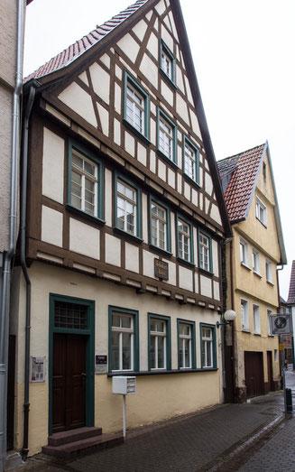 Bild: Haus von Schubart in Aalen