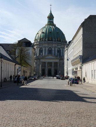 Bild: Marmorkirche - Frederiks Kirke
