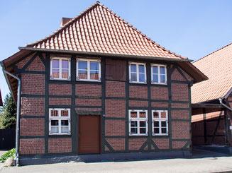 Bild: Haus des Burglehen in Bleckede