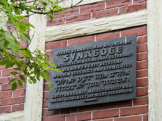 Bild: Ehemalige Synagoge in Osterode am Harz