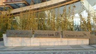 Bild: Die drei größten Banken der Welt