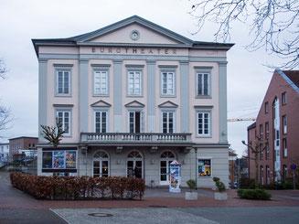 Bild: Burgtheater, ehemalige Brauerei