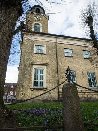 Bild: Marienkirche von Husum