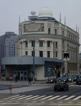 Bild: Urania in Wien