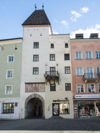 Bild: Floriantor in Bruneck