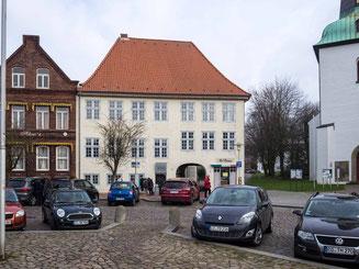 Bild: Traufenhaus in Glückstadt