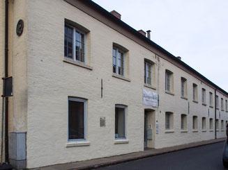 Bild: Das Gießhaus in Glückstadt