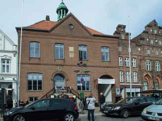 Bild: Altes Rathaus von Husum