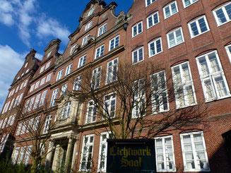 Bild: Neanderstraße 22 - Lichtwarksaal