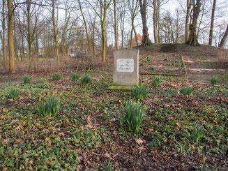 Bild: Das Seidel-Denkmal in Glückstadt