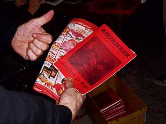 kiezkieker fanzine ausgabe 25