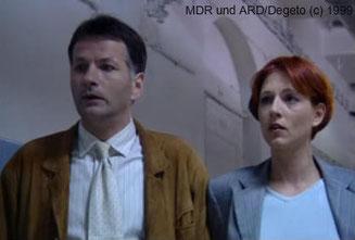 Roland und Pia befürchten, dass Alina tot ist