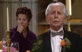 Charlotte und Friedrich heiraten
