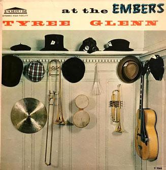 mujeres en el jazz-at the embers