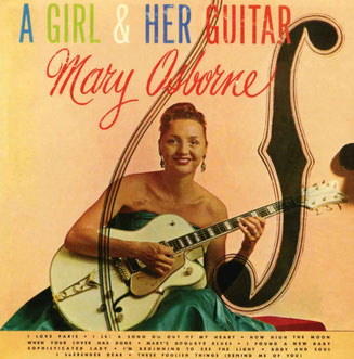 mujer jazz osborne-a girl and her guitar