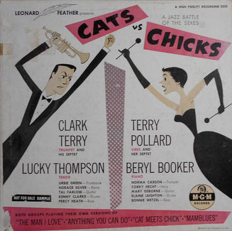mujer jazz-cats vs chicks