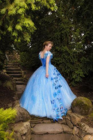 Aschenputtel und Cinderella mit Crystalfirefly