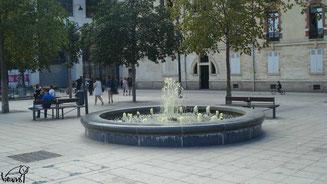 Skate à Rennes, place Hoche