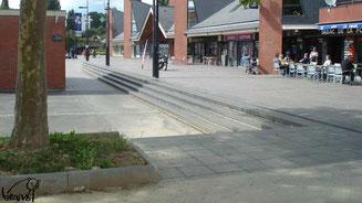 Skate à Rennes, la Poterie