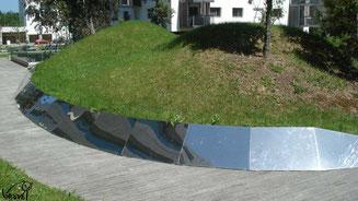 Skate à Rennes, St Jacques de la lande