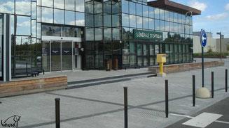 Skate à Rennes, centre Alma