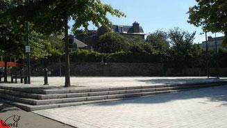 Skate à Rennes, Jeanne d'Arc