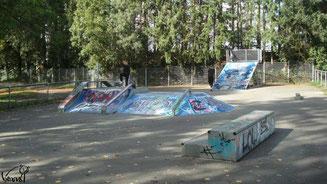 Skate à Rennes, Cesson-Sévigné