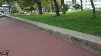 Skate à Rennes, les Horizons