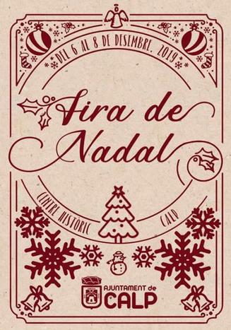 Fiestas en Calpe Fira de Nadal