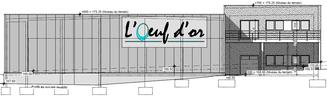 Responsable PEB & étude de faisabilité PEB > 1000m2 - construction d'un couvoir à Andennes - PrismEco
