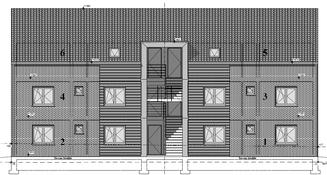 Responsable PEB - construction d'un immeuble à appartements à Wasseige - PrismEco