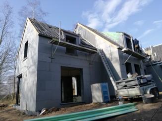 Responsable PEB - construction d'une maison à Jauche - PrismEco