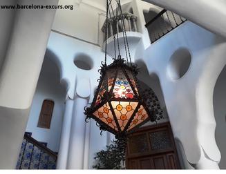 Барселона-Экскурс: экскурсии по объектам Антонио Гуади в Барселоне