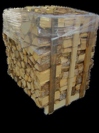 bois 33 livré en palette sur le 49 près d'Angers