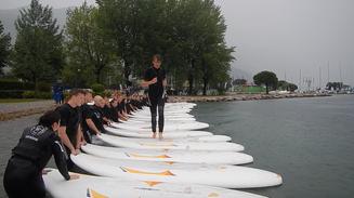 Gardasee Windsurfen Vorbereitung
