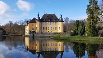 Schloss Dyck in Jüchen