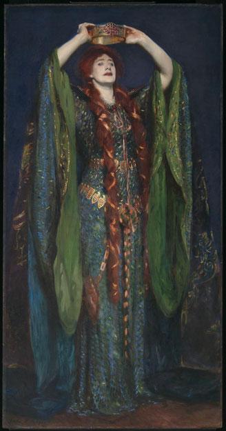 lady Macbeth; mujeres; malas; malvadas;