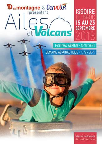 Ailes et Volcans 2018