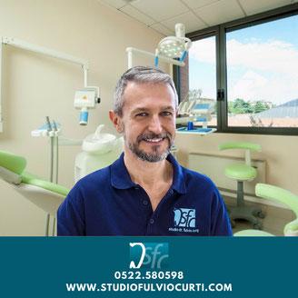 Dott. Fulvio Curti - Odontoiatra titolare