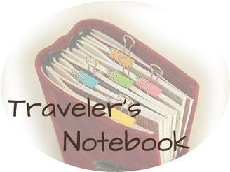 Travelers Notebook aus Leder
