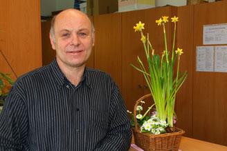 Hausmeister Fritz Lober