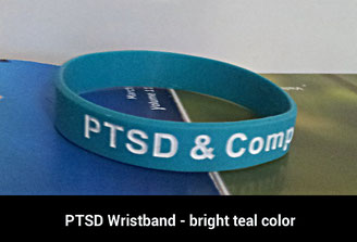 PTSD teal color - Pantone number 320