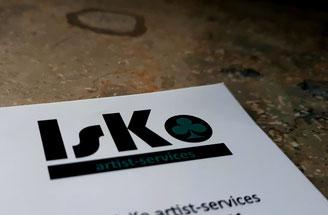 IsKo artist-services Logo