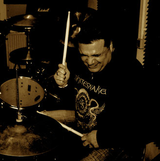 Chris - Drums, Backing Vocals (2012)