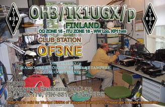 Radio Club Pyynikki - TAMPERE