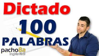 100 palabras en inglés
