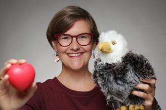 Mimikresonanz heißt Gefühle mit Adleraugen zu erkennen!