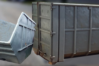 Containergestellung