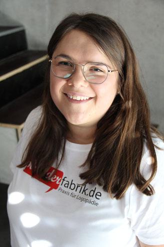 Katrin Fischer, Logopädin in der Praxis für Logopädie Plauderfabrik